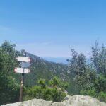 sentieri bivio trekking elba